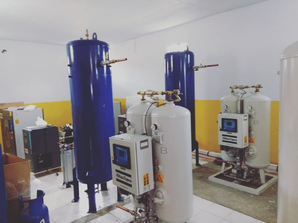 Distributor oksigen generator rumah sakit